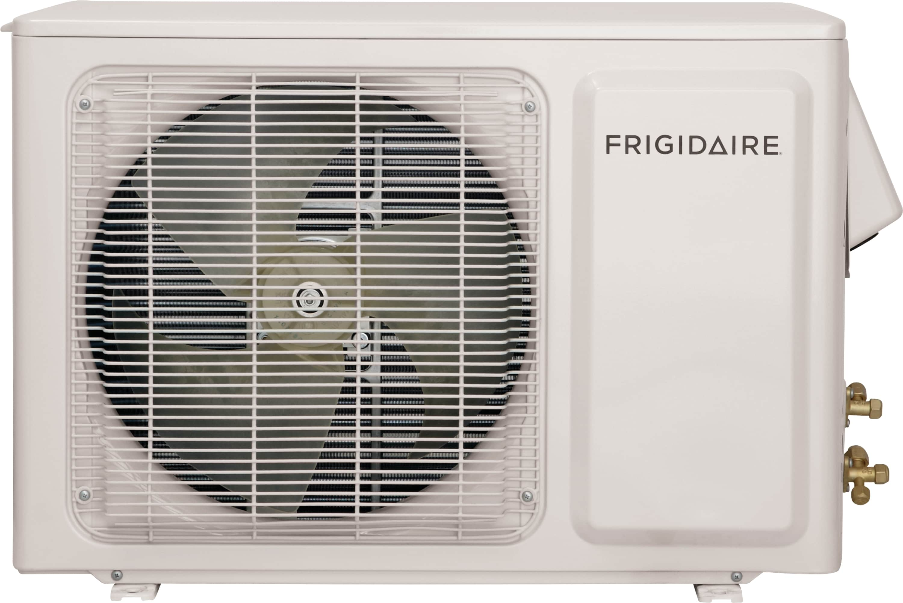 Ductless Split Air Conditioner Cool and Heat- 9,000 BTU, Heat Pump- 115V- Outdoor unit