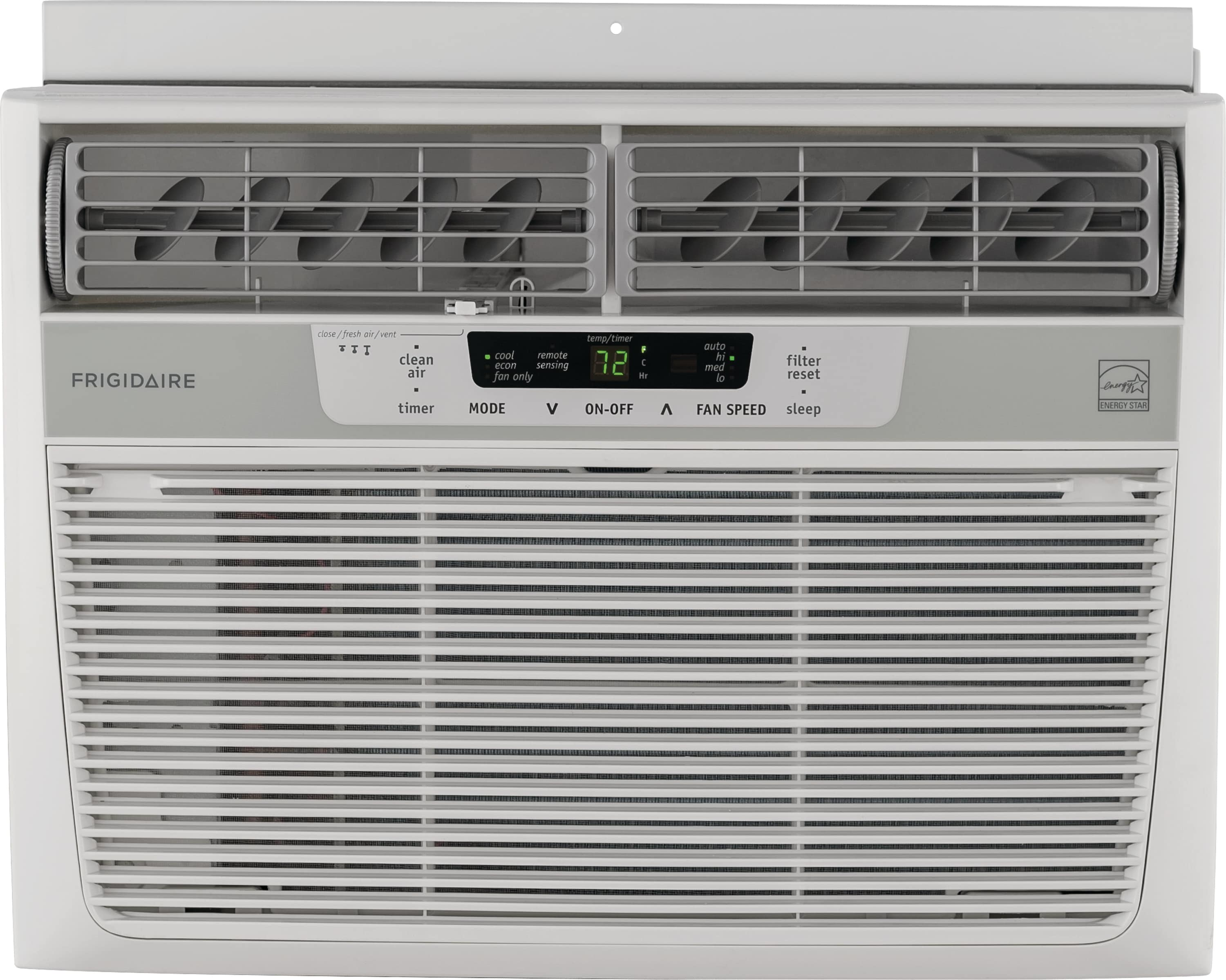 12,000 BTU Window-Mounted Room Air Conditioner