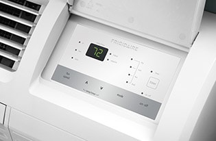 PTAC unit with Heat Pump and Electric Heat backup 15,000 BTU 208/230V with Corrosion Guard and Dry Mode