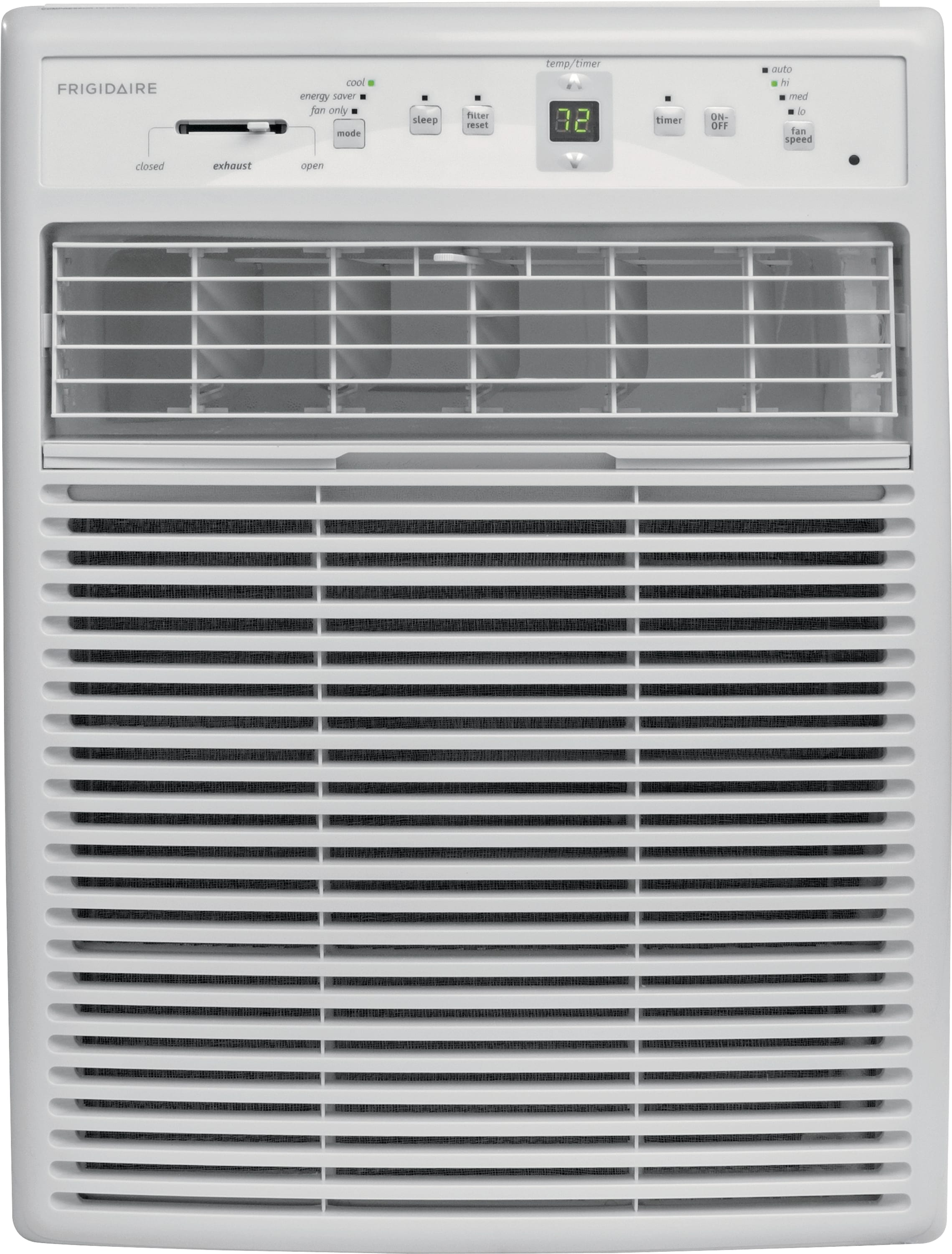 8,000 BTU  Window-Mounted Slider / Casement Air Conditioner