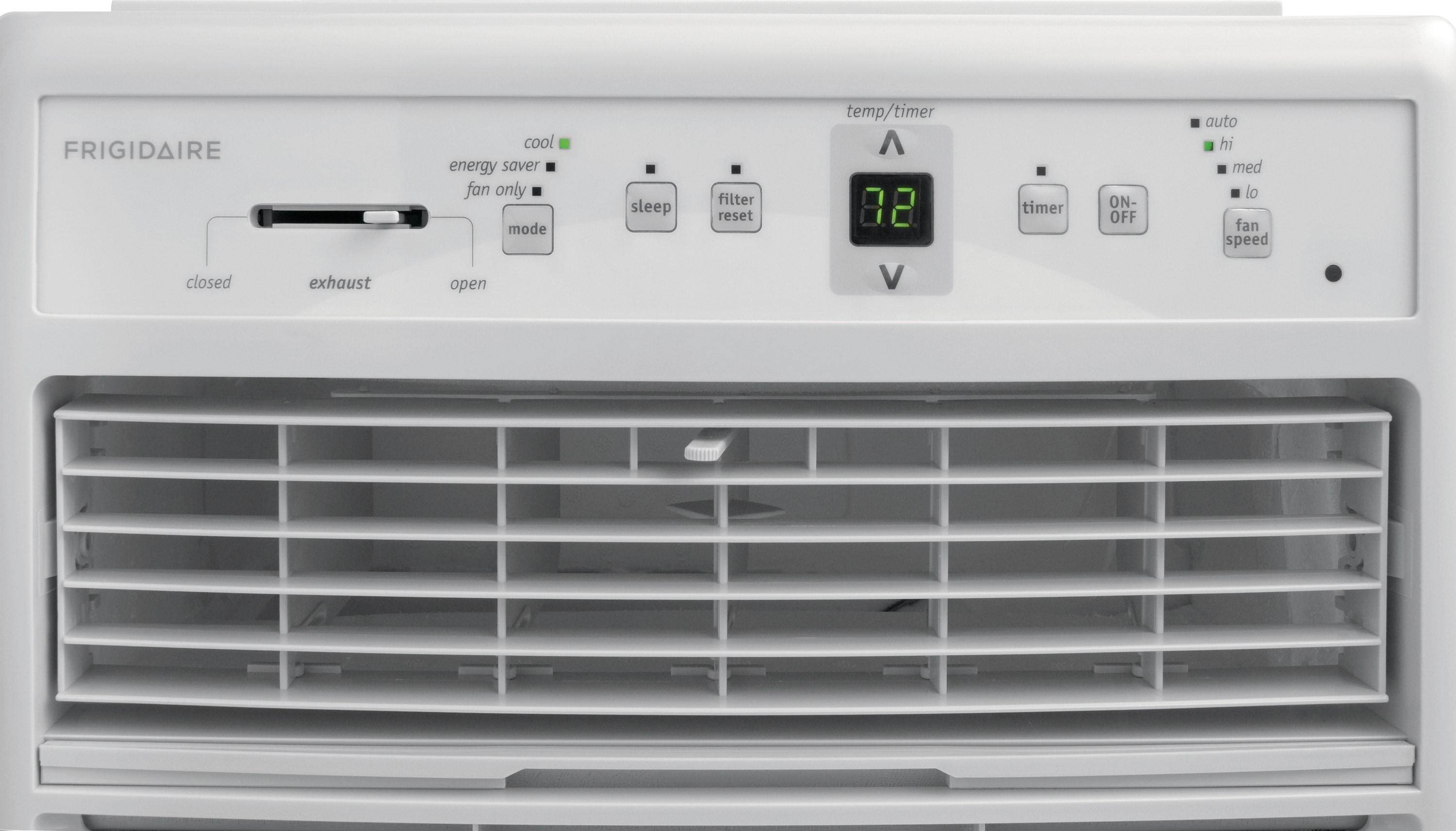 10,000 BTU Window-Mounted Slider / Casement Air Conditioner