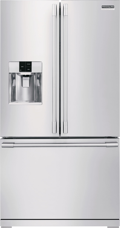 21.6 Cu. Ft. French Door Counter-Depth Refrigerator