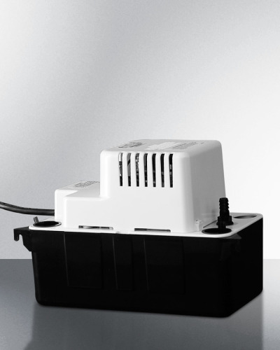 Add-on pump for stand-alone icemaker