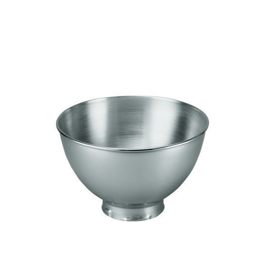 Stainless Steel Mixing Bowl w/Handle Polished