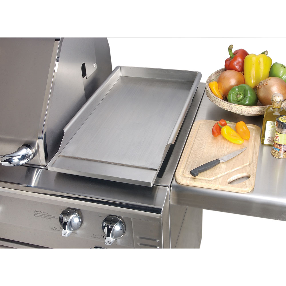 Alfresco Griddle For Grill Mounting