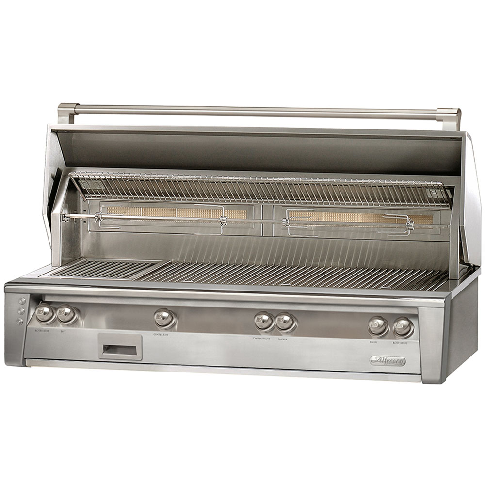 Alfresco 56-In. Built-In Natural gas Jumbo Grill with Sear Zone