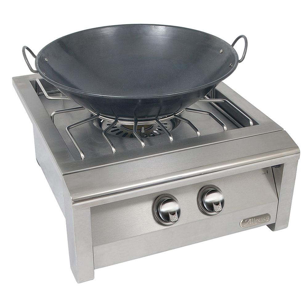 Alfresco 21.5-In. Commerical Wok for Versa Power Cooker