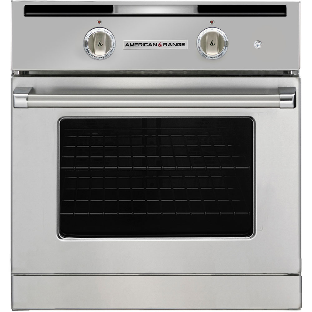 "American Range LEGACY 30"" SINGLE GAS WALL OVEN"