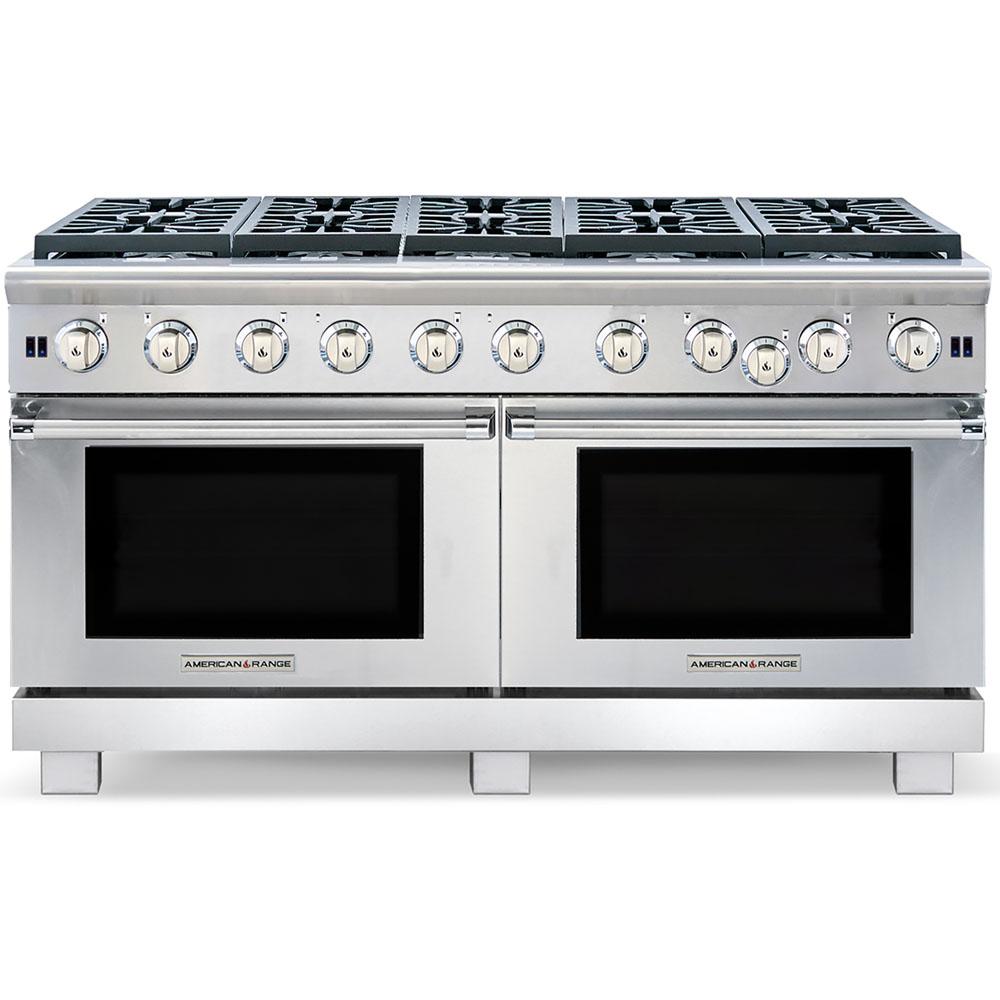 Model: ARR-1060-L | American Range Cuisine ARR-1060-L Gas Range