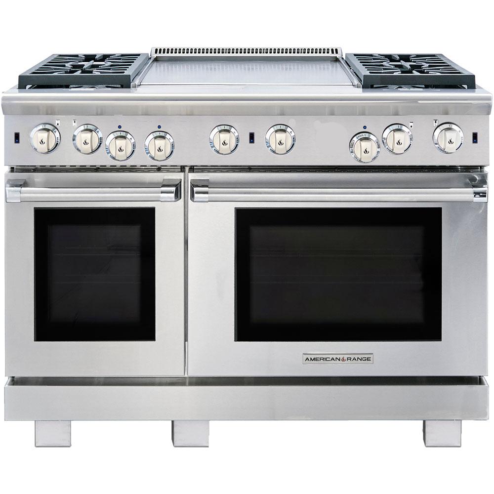 American Range Cuisine ARR-4482GD-L Gas Range