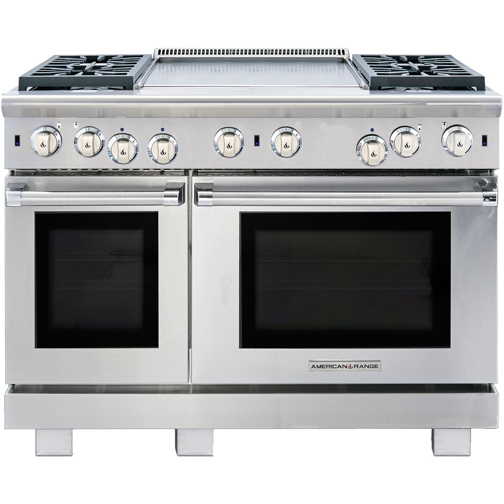 American Range Cuisine ARR-4482GD-N Gas Range