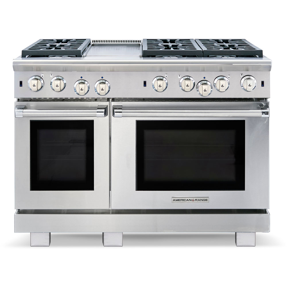 American Range Cuisine ARR-648GD-L Gas Range
