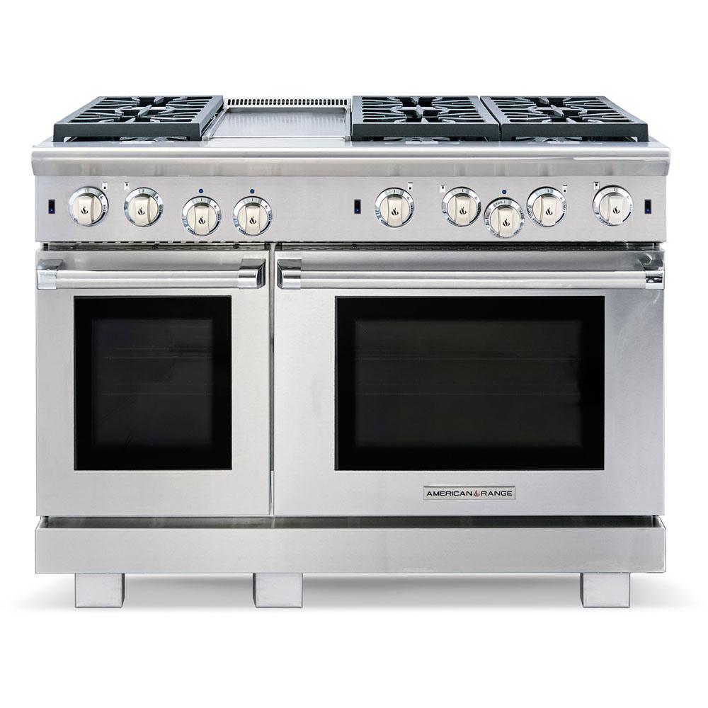 American Range Cuisine ARR-648GD-N Gas Range