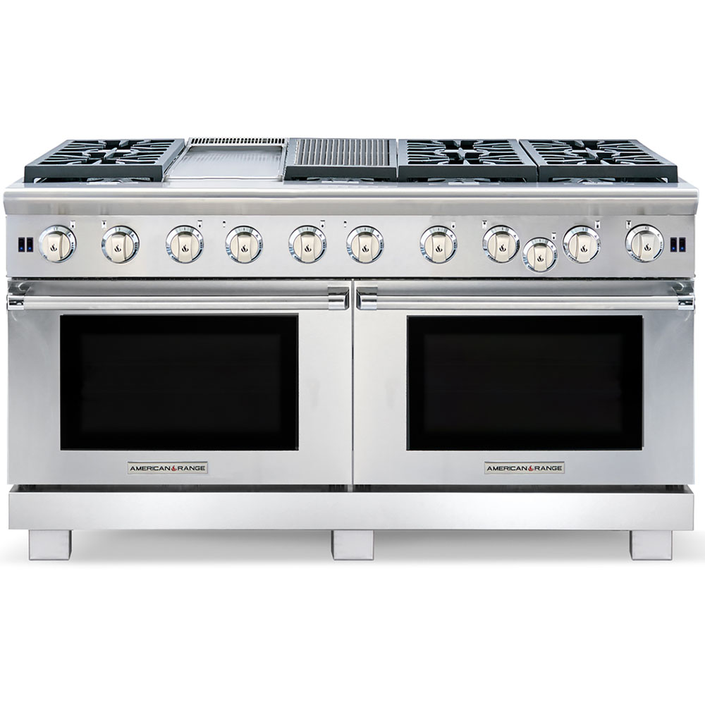 Performer ARROB-660GDGR-N Gas Range