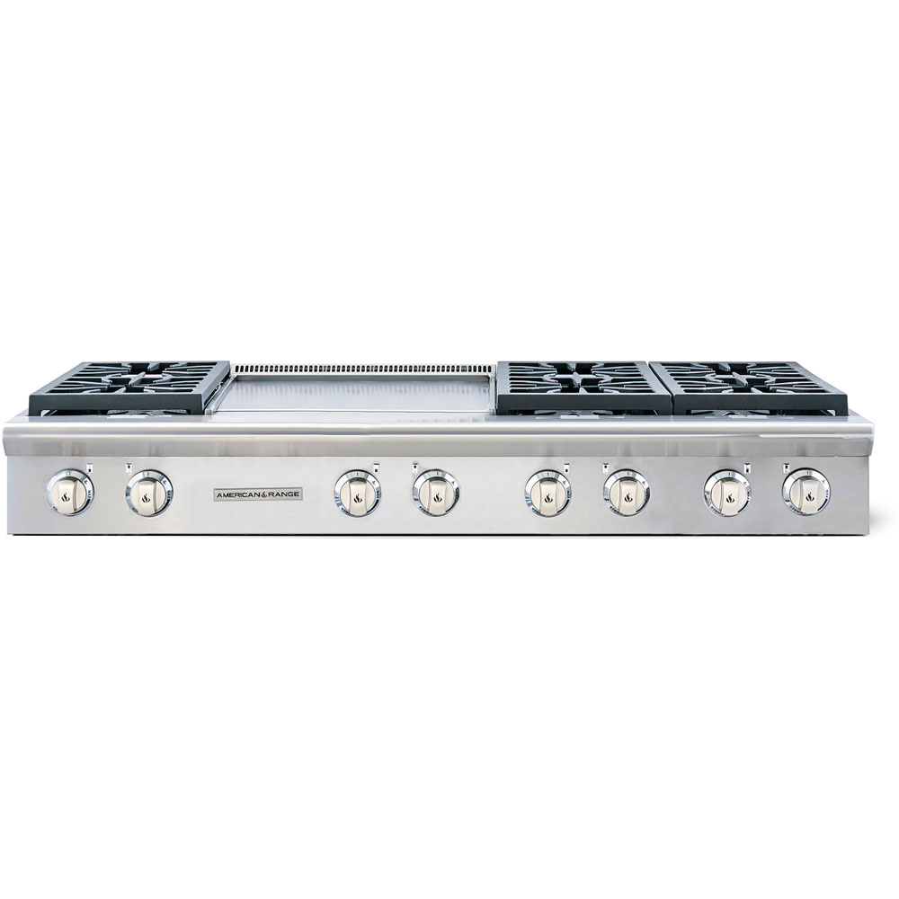 American Range Legend ARSCT-6062GD-N Gas Cooktop