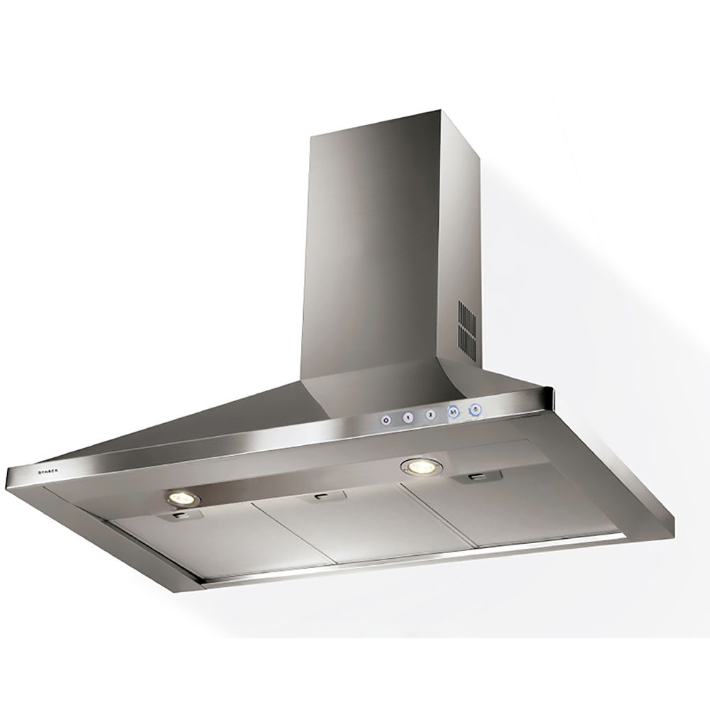36-In. Classica Wall Canopy Range Hood in Stainless Steel