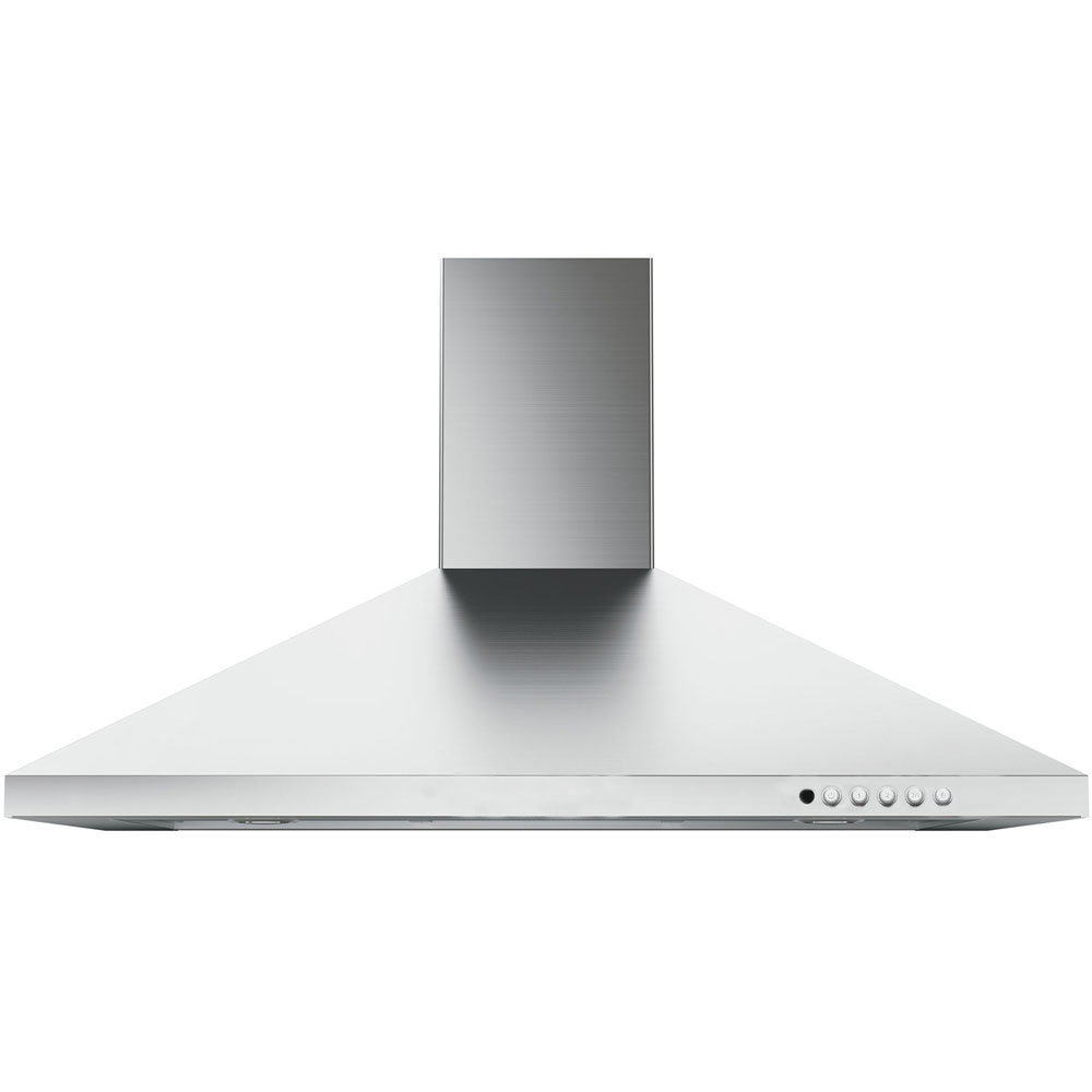 Classica Plus 36 In. 600 CFM Range Hood in Stainless Steel