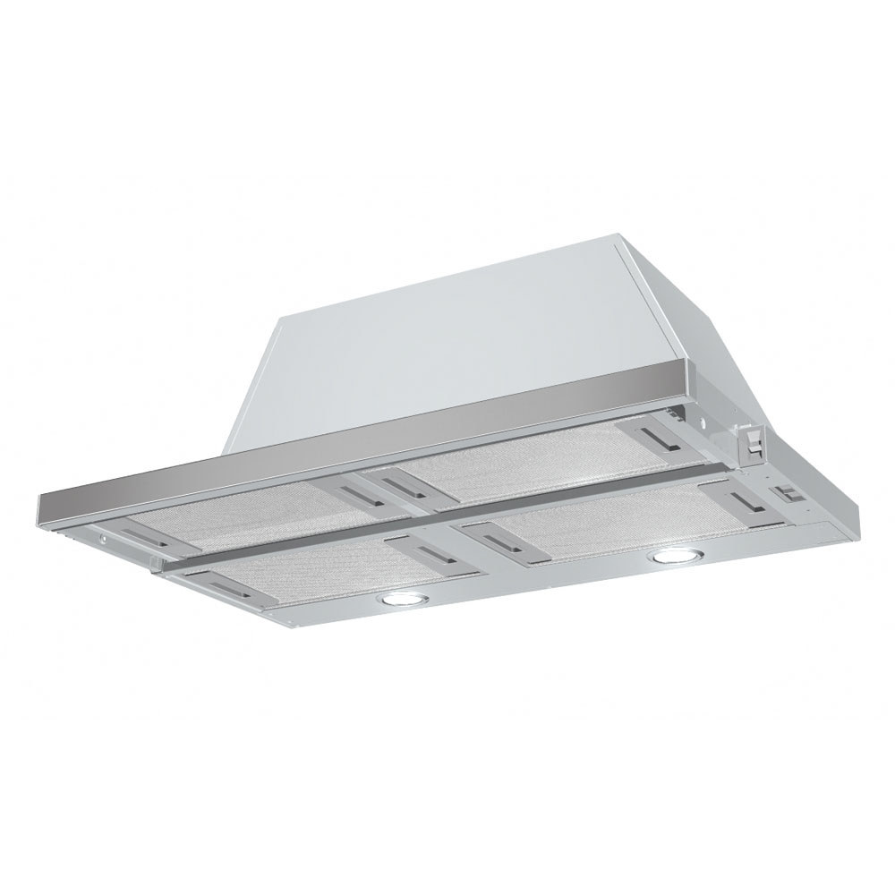 36-In. Cristal Undercabinet Slide Out Vent Hood in Stainless Steel