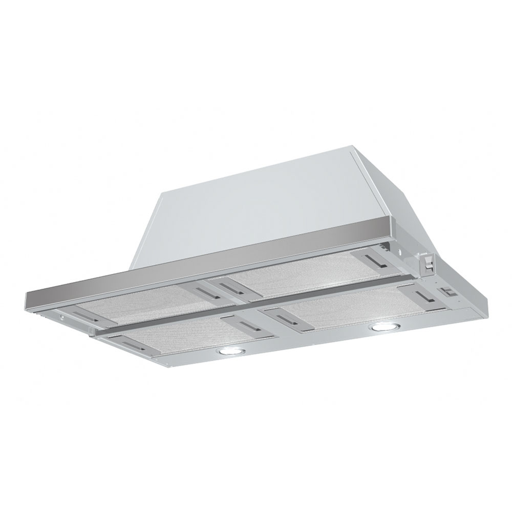 36-In. Cristal Undercabinet Slide-Out Vent Hood - 400 CFM