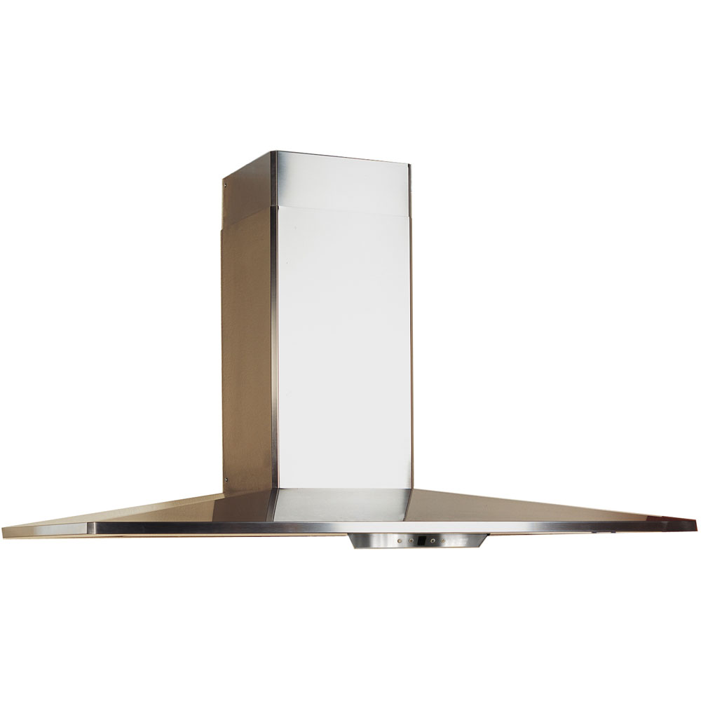 48-In. Diamante Wall Range Hood with 600 cfm Blower