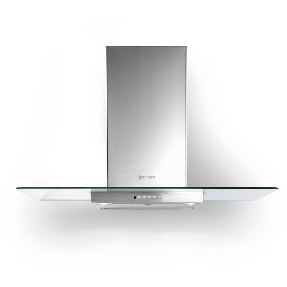 Faber 30-In. Glassy Wall Mount Vent Range Hood 300CFM