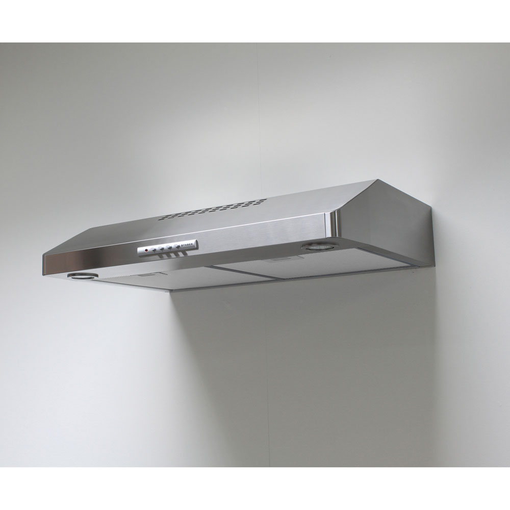 36 In. Levante I Under Cabinet Range Hood in Stainless Steel