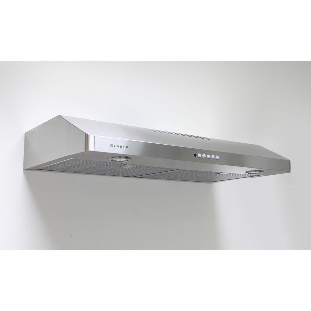 Faber 30 In. Levante II Under Cabinet Range Hood- Stainless Steel