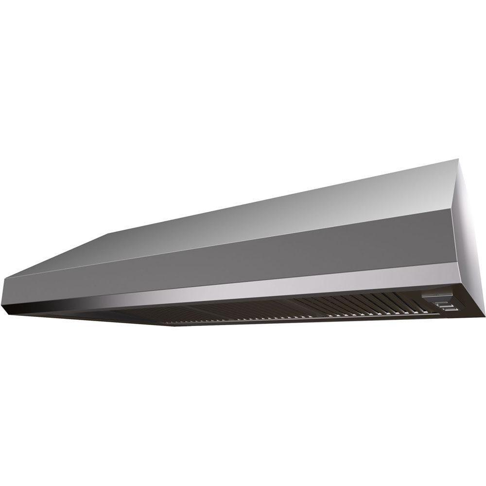42 In. Maestrale Under Cabinet Range Hood 600 CFM in Stainless Steel