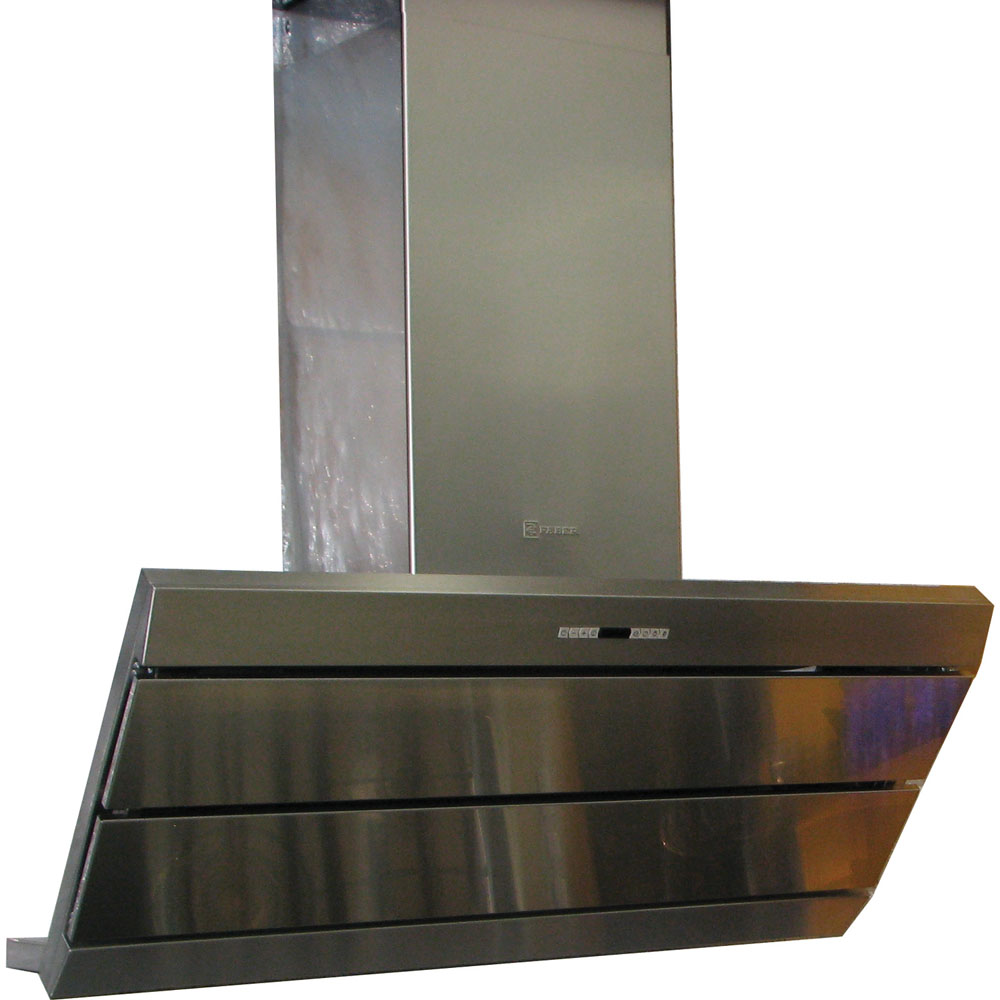 36-In. Orizzonte Wall Mount Vent Range Hood with 600 cfm Blower