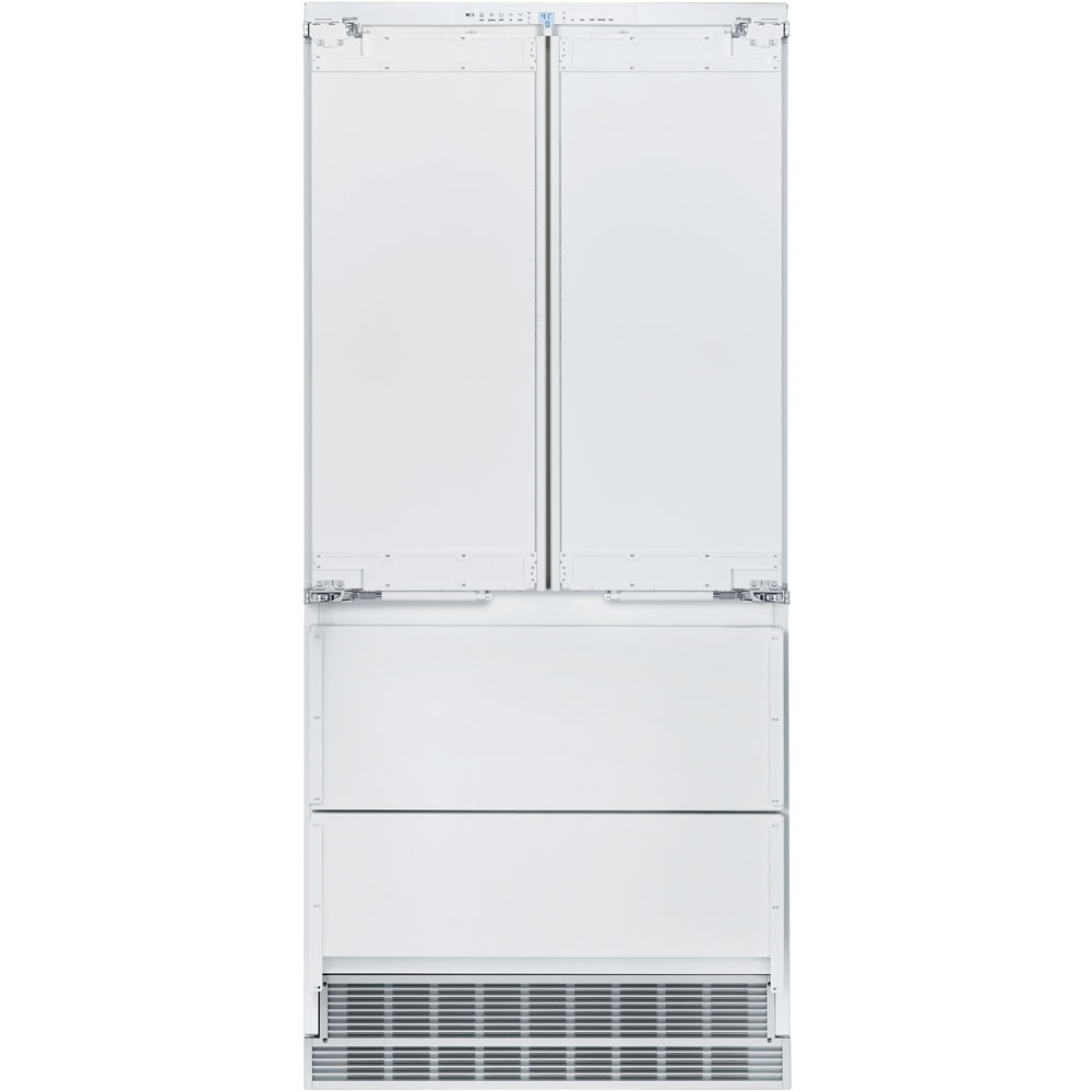 "Liebherr 36"" Fully Integrated French Door Refrigerator-Freezer with BioFresh Technology"
