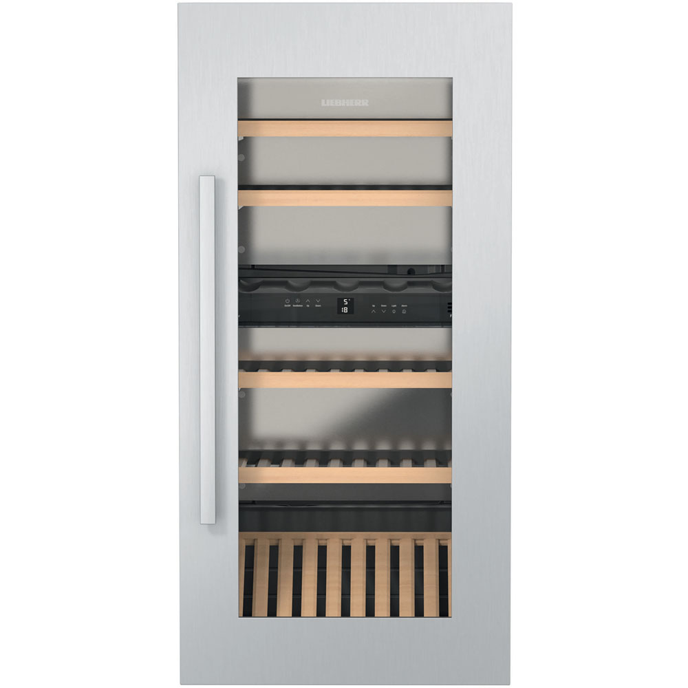 48-Bottle Fully-Integrated Dual-Zone Wine Cabinet