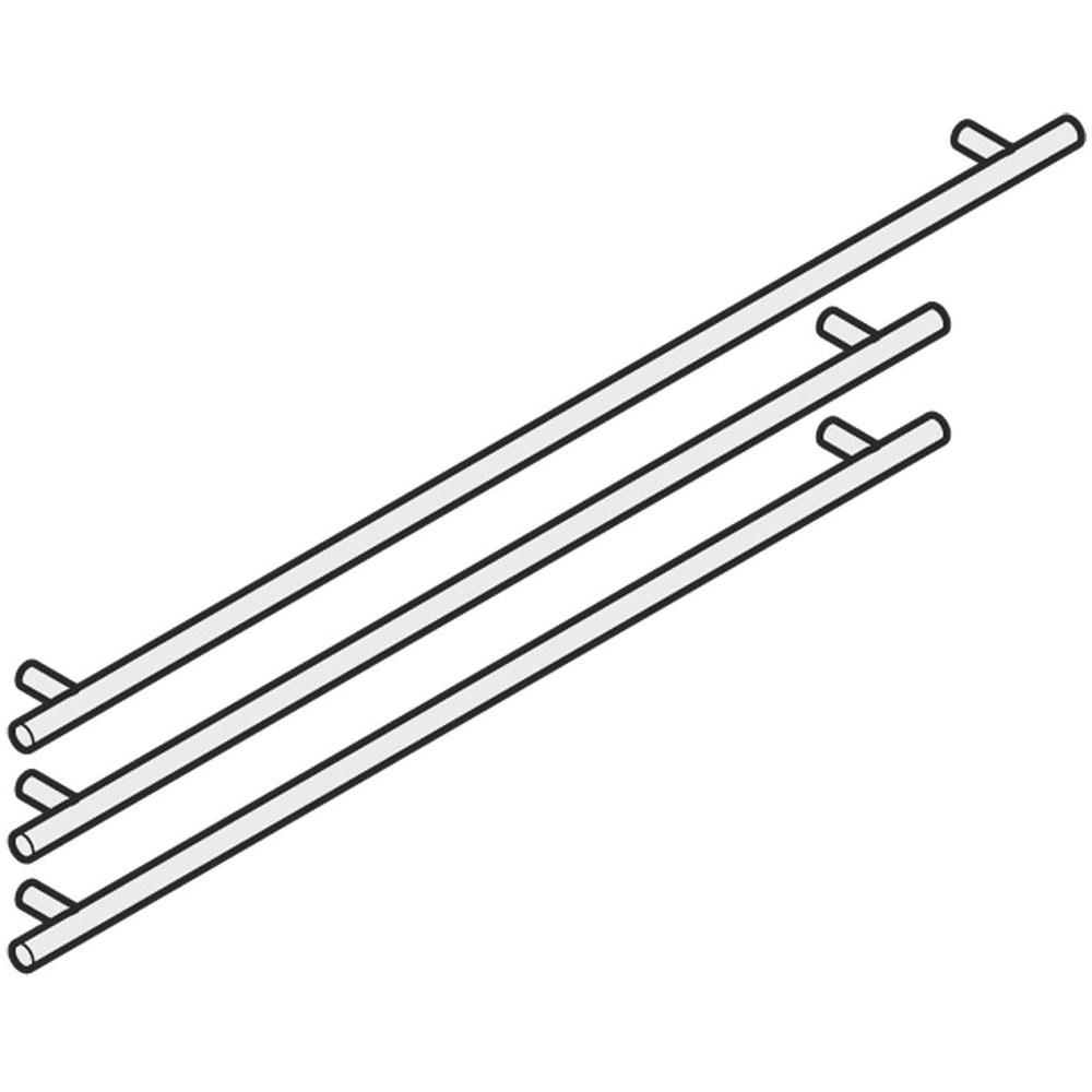 Liebherr Three-Piece Stainless Steel Handles for 30-In. Refrigerator/Freezers