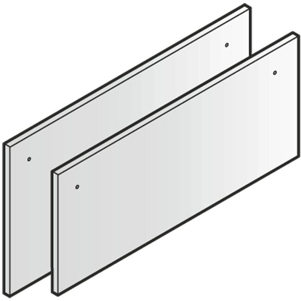 Liebherr Stainless Steel Freezer Panels