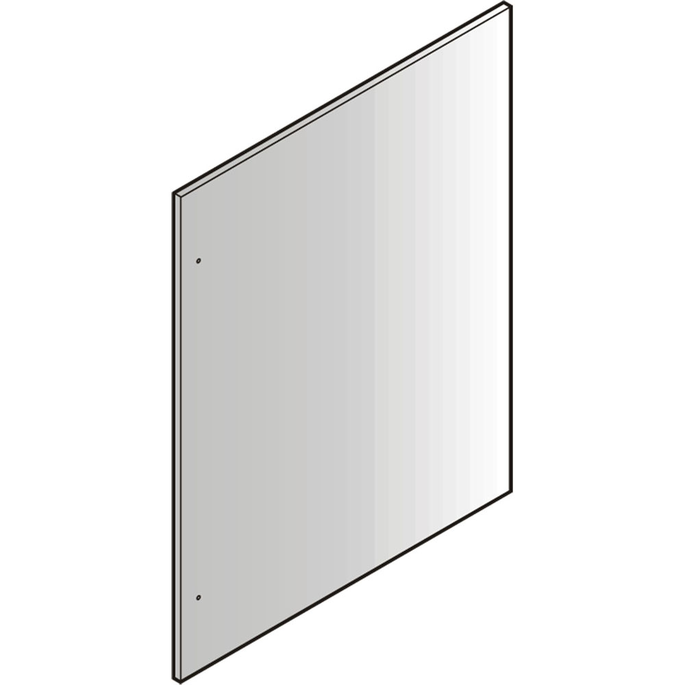 Liebherr Stainless Steel Refrigerator Door 84-In. Panel
