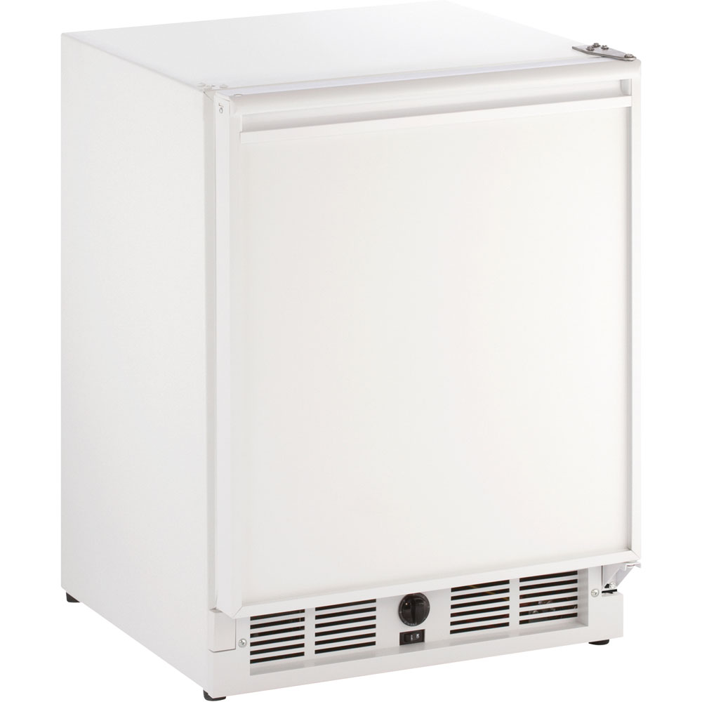 21-In. ADA Series Frost-Free White Field-Reversible Combo Refrigerator/Ice Maker
