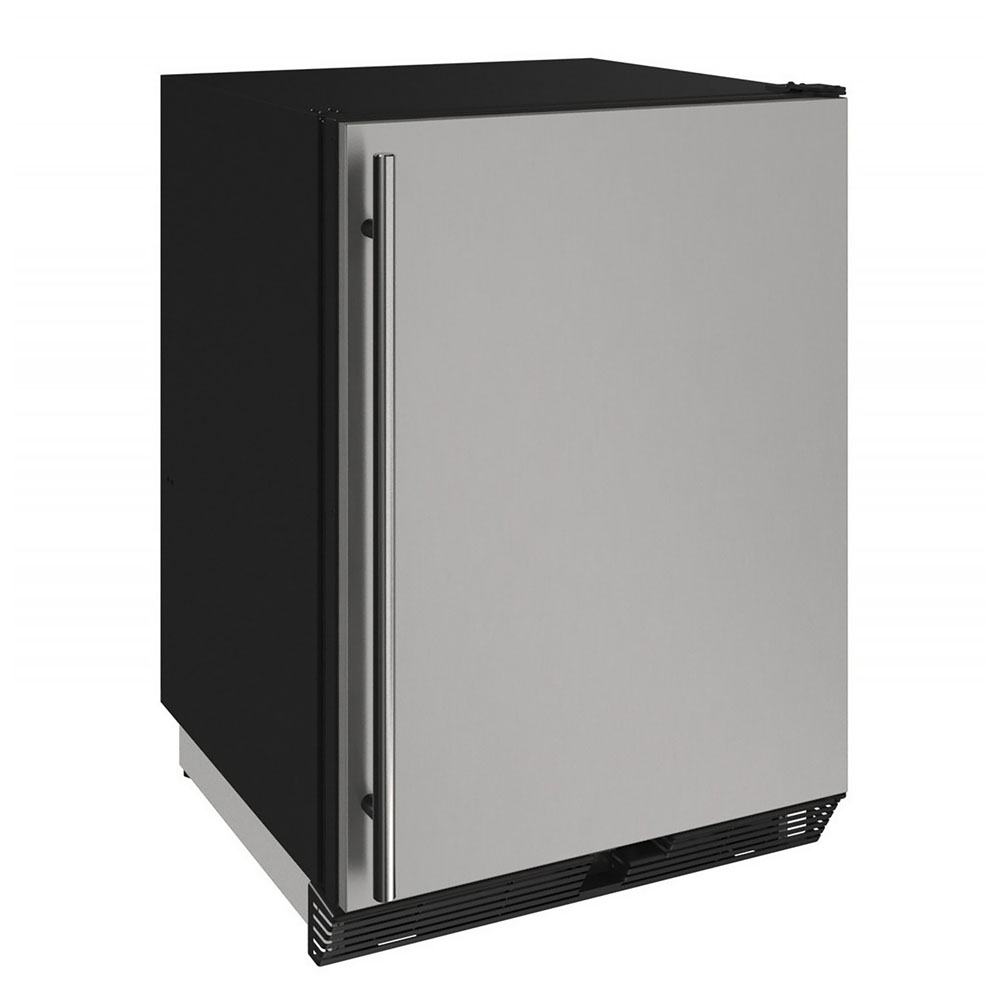 U-Line 24-in. Solid Door Refrigerator