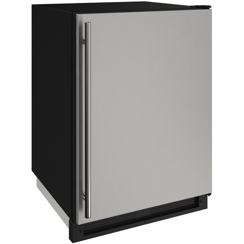 U-Line 24-in. Outdoor Series Freezer- Stainless Steel