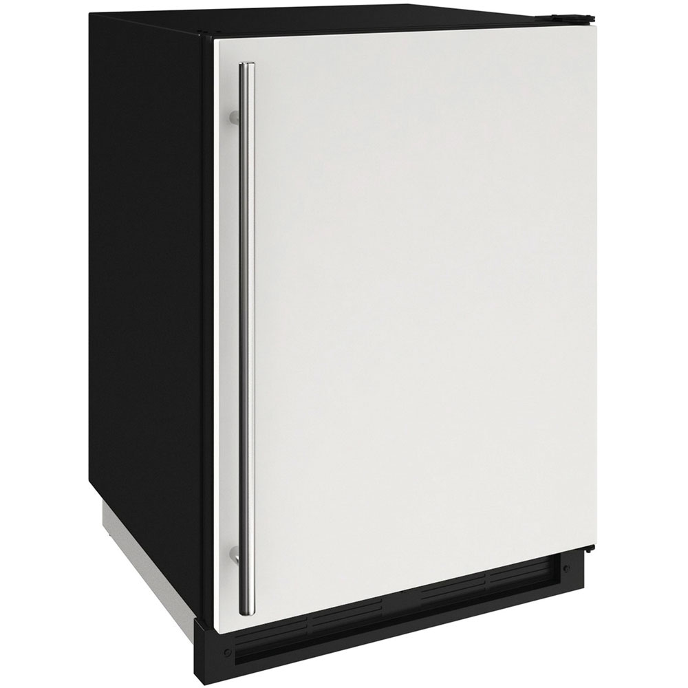 U-Line 24-in. 1000 Series Freezer- White