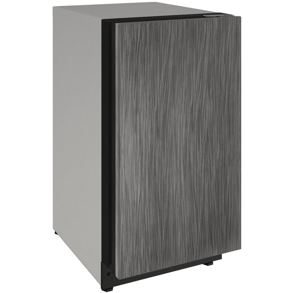 "U-Line 18"" 2000 Series Beverage Center-Integrated Solid Door"