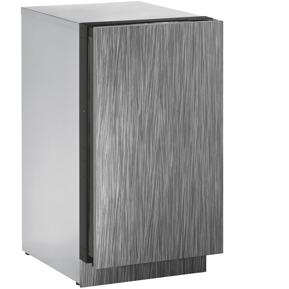 18-In. 3000 Series Integrated Solid Door Refrigerator with Reversible Door Hinge