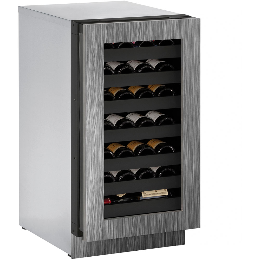 U-Line 18-In. Modular 3000 Series Wine Captain with Integrated Frame Door