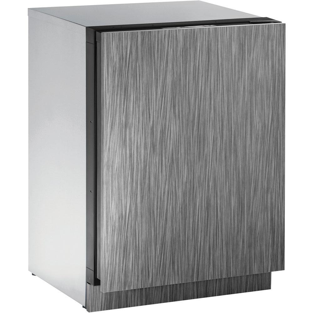 24-In. Modular 3000 Series Beverage Center with Integrated Solid Left-Hand Door
