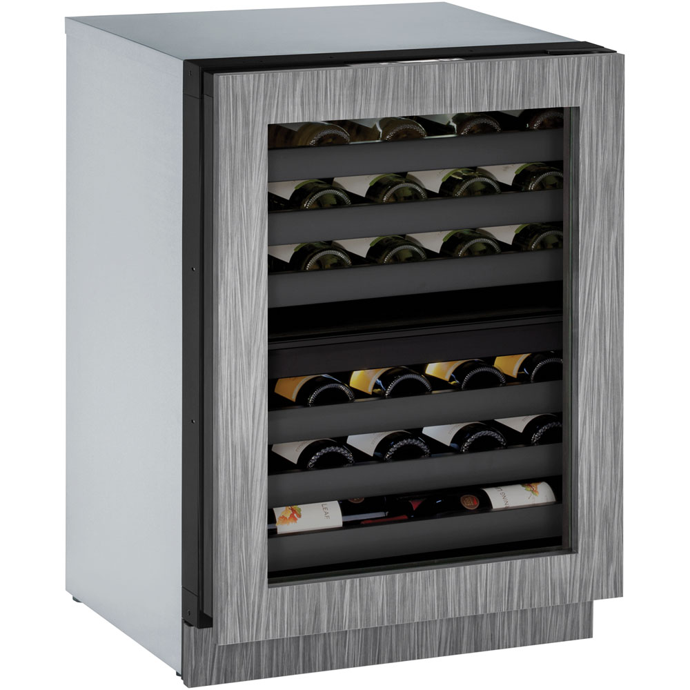 U-Line 24-In. Modular 3000 Series Wine Captain with Integrated Frame Right-Hand Door