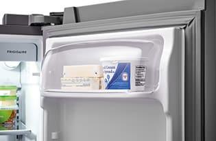 22.1 Cu. Ft. Side-by-Side Refrigerator
