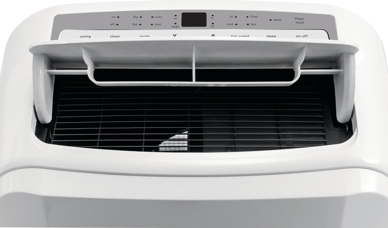 14,000 BTU Portable Room Air Conditioner with Supplemental Heat