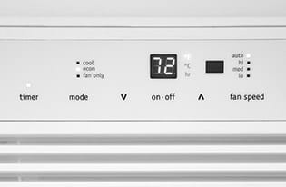 8,000 BTU Quiet Temp™ Room Air Conditioner