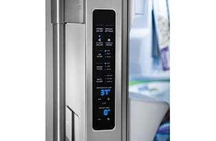 22.6 Cu. Ft. Counter-Depth Side-by-Side Refrigerator