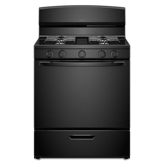30-inch Gas Range with EasyAccess™ Broiler Door