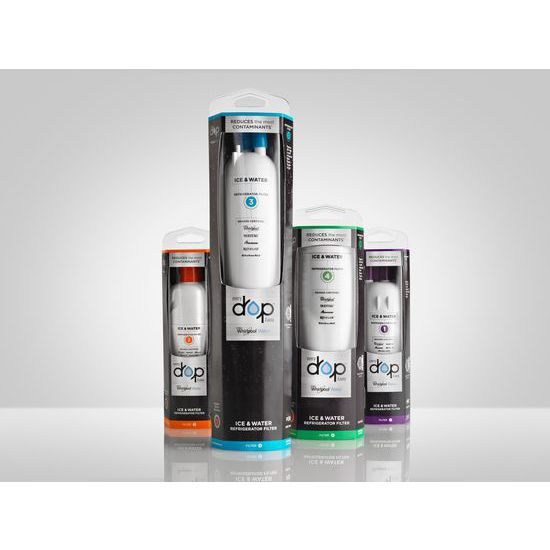 Ice & Water Refrigerator Filter 1