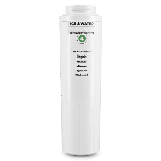 Ice & Water Refrigerator Filter 4
